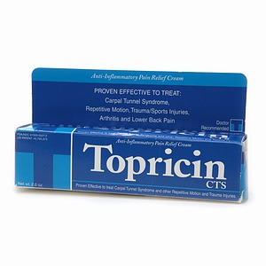 Best Pain Relief Cream - Topricin