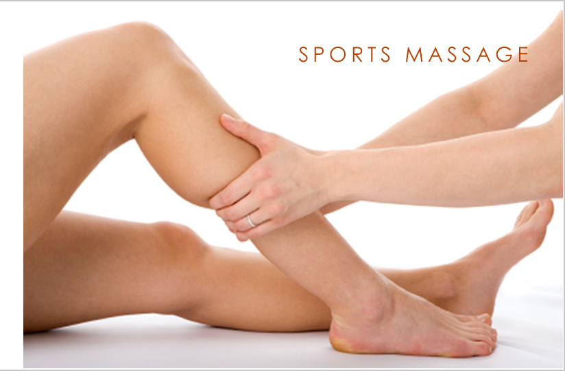 massage for sports