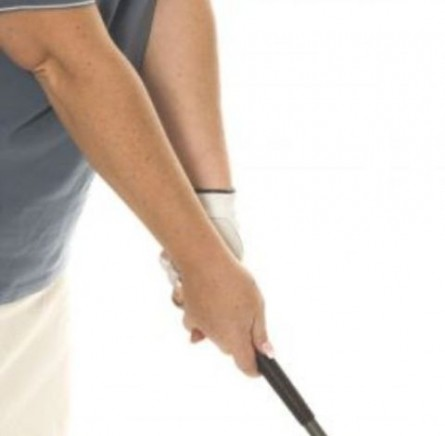 Physiotherapy for golfers elbow