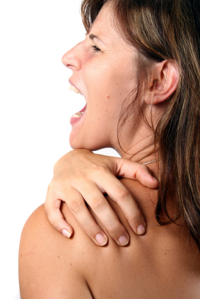 Physiotherapy treatment for Shoulder Blade Pain