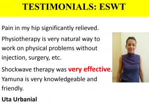 Successful Hip Pain Treatment